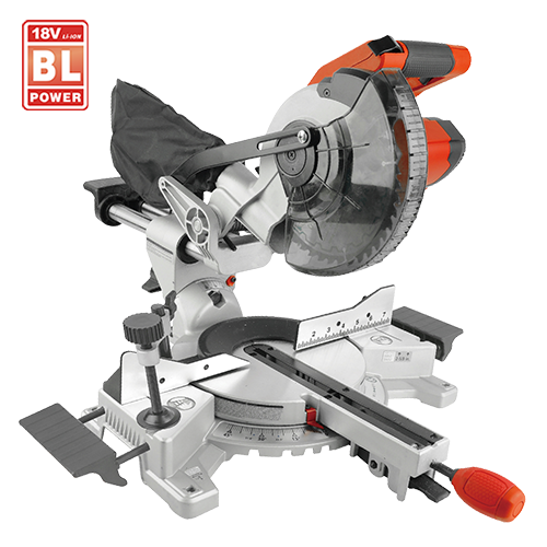 BLCY-237B  18V/20V  BRUSHLESS  SLIDING  MITRE  SAW
